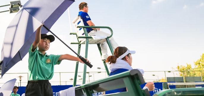 武网球童 专业服务