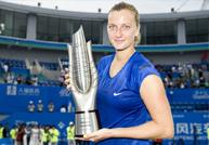 科维托娃完胜布沙尔摘首届武汉赛冠军